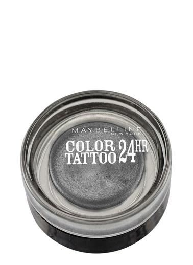 Maybelline Color 24Hr Tattoo 55-immortal Charc- Renkli